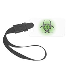 Toxic Atheist Luggage Tag