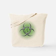 Toxic Atheist Tote Bag
