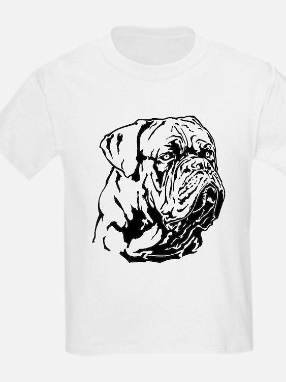 Dogue De Bordeaux. T-Shirt