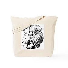 Dogue De Bordeaux. Tote Bag