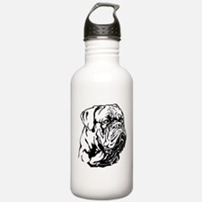 Dogue De Bordeaux. Sports Water Bottle