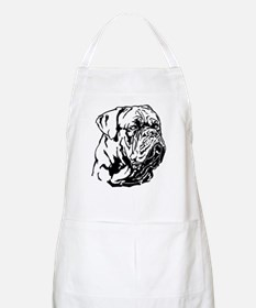 Dogue De Bordeaux. Apron