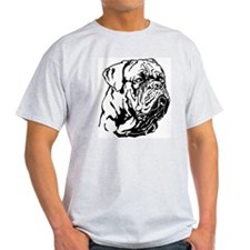 Dogue De Bordeaux. T-Shirt