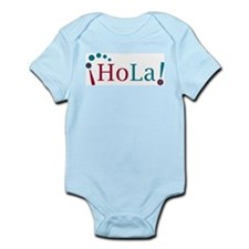 hola Infant Bodysuit