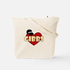 NCIS Gibbs Tote Bag