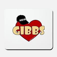 NCIS Gibbs Mousepad