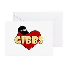 NCIS Gibbs Greeting Card