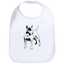 English Bull Terrier Bib