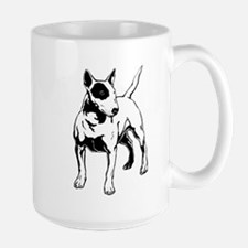English Bull Terrier Large Mug