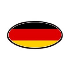 Flag of Germany Patches