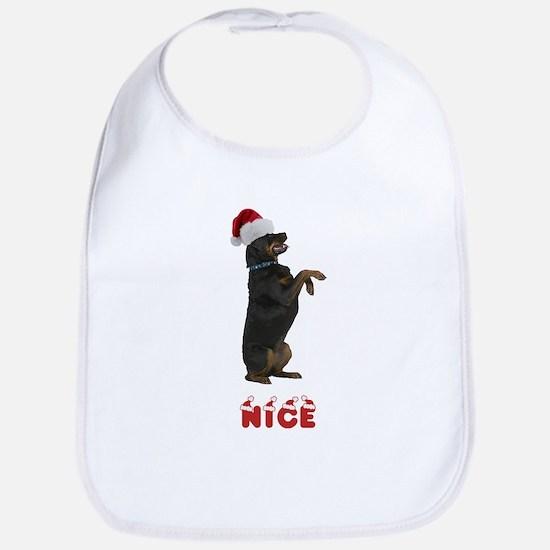 Nice Rottweiler Bib