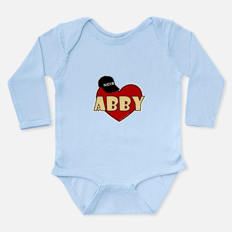 NCIS Abby Long Sleeve Infant Bodysuit