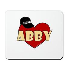 NCIS Abby Mousepad