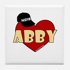 NCIS Abby Tile Coaster