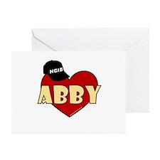 NCIS Abby Greeting Cards (Pk of 10)
