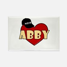 NCIS Abby Rectangle Magnet