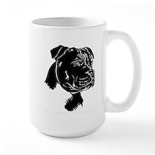 Staffordshire Bull Terrier Ceramic Mugs