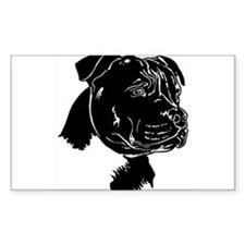 Staffordshire Bull Terrier Decal