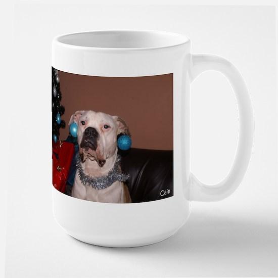 Bulldog Bauble Large Mug