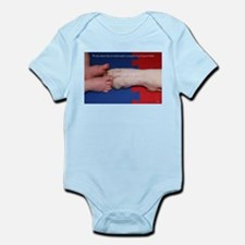 Pitter Patter Paws Infant Bodysuit