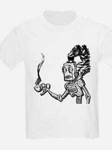 Old School Steambot T-Shirt