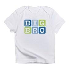 Cute Big bro Infant T-Shirt
