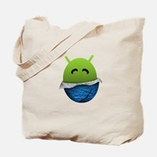 Official Android Unwrapped Gear Tote Bag