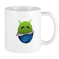 Official Android Unwrapped Gear Small Mug