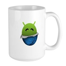 Official Android Unwrapped Gear Mug