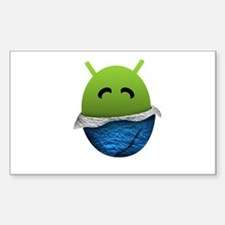 Official Android Unwrapped Gear Decal