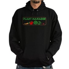 Plant Manager Gardening Hoodie