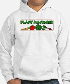 Plant Manager Gardening Jumper Hoody