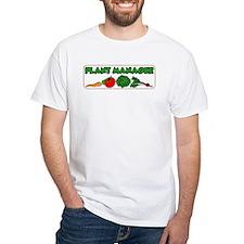 Plant Manager Gardening Shirt
