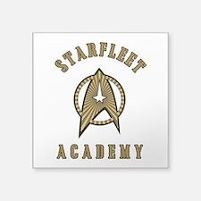 "Starfleet Academy Square Sticker 3"" x 3"""