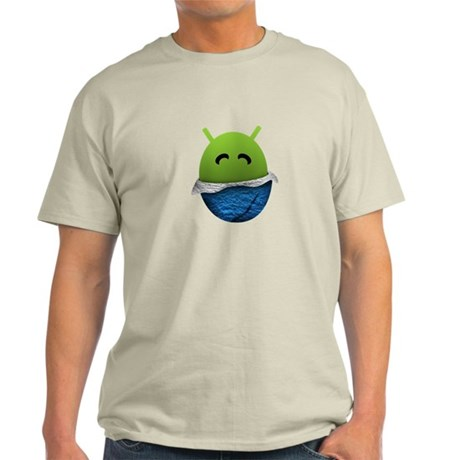 Android Unwrapped Egg Light T-Shirt