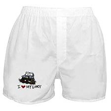 Cute Cartoons Boxer Shorts