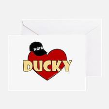 NCIS Ducky Greeting Card