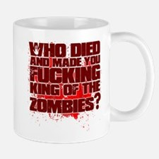 King of the Zombies Mug