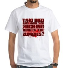King of the Zombies Shirt