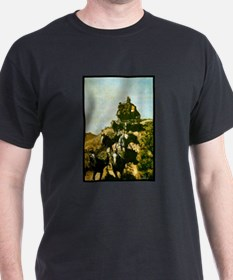 The Old Stagecoach of the Plains, 1901 T-Shirt