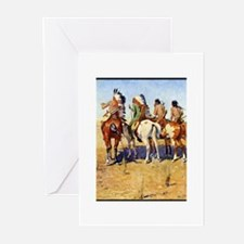 The Pioneers, 1904 Greeting Cards (Pk of 10)