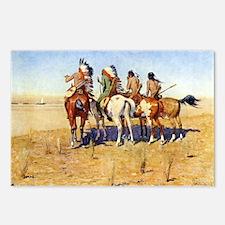 The Pioneers, 1904 Postcards (Package of 8)