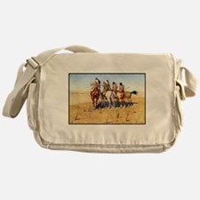The Pioneers, 1904 Messenger Bag