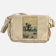 A Moment of Great Peril Messenger Bag