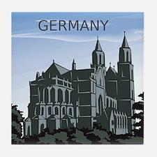 Germany Landscape Tile Coaster