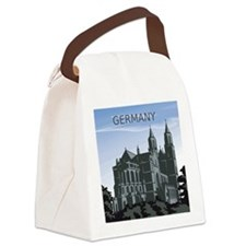 Germany Landscape Canvas Lunch Bag