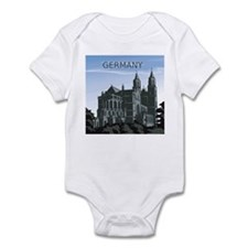 Germany Landscape Infant Bodysuit