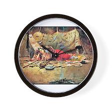 Keeoma, 1896 Wall Clock