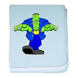 Frankenstein Blanket