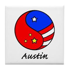 Austin Tile Coaster